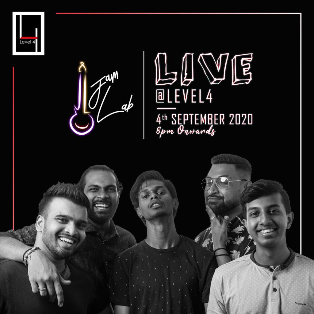 JamLab Live @ Level 4
